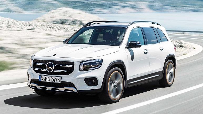 Mercedes-Benz GLB: le caratteristiche del nuovo SUV a 7 posti