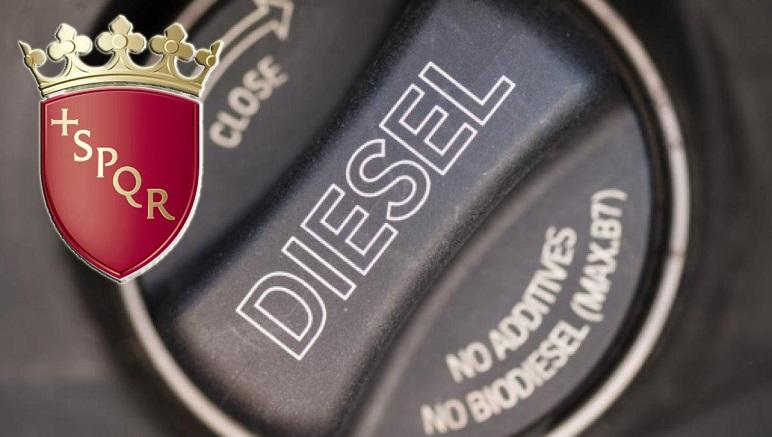 Blocco diesel a Roma da novembre 2019: cosa c'è da sapere
