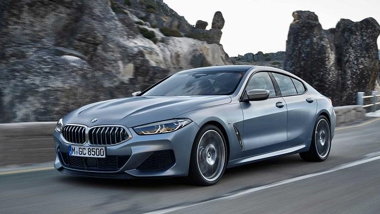 BMW Serie 8 Gran Coupé: caratteristiche dell'ammiraglia