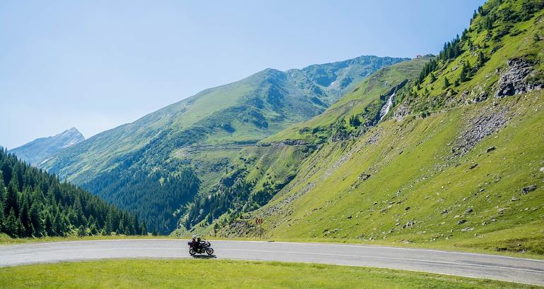Vacanze in moto: le mete per il Nord Italia