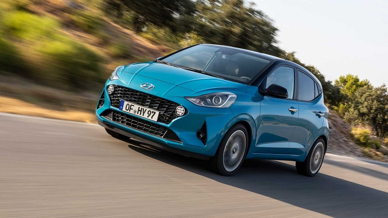 Hyundai i10: le caratteristiche della nuova city car coreana