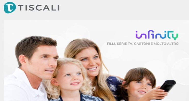 Infinity Tiscali: cos'è la promozione, come attivarla e disattivarla