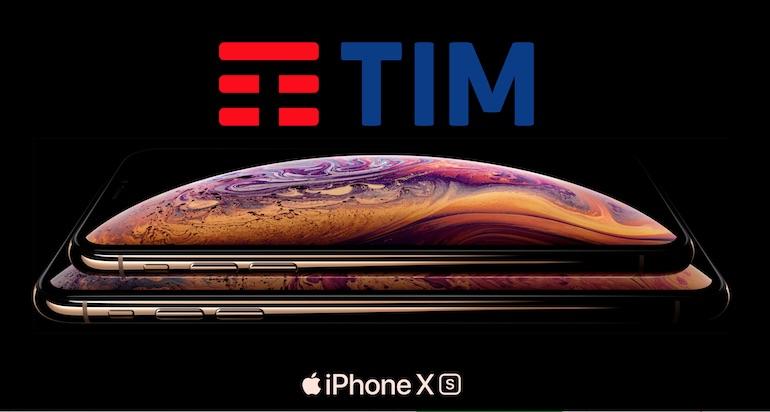 Promozioni TIM iPhone XS: modelli, costi e caratteristiche