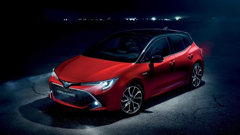 Toyota Corolla: le caratteristiche della giapponese ibrida