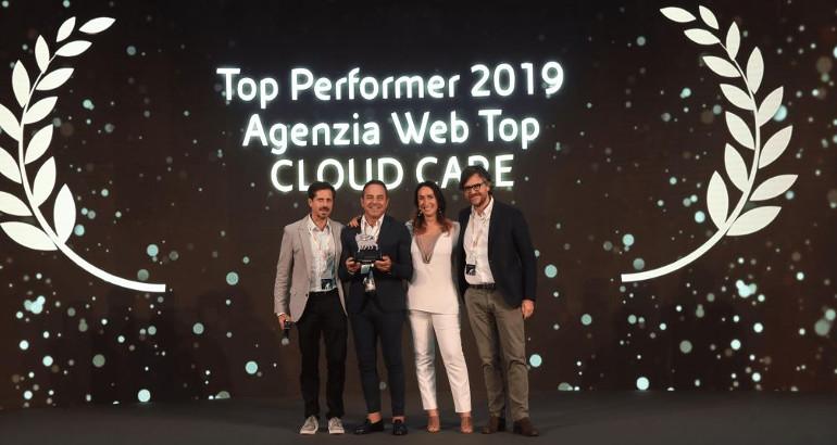 Cloud Care premiata da Eni: Top Performer 2019