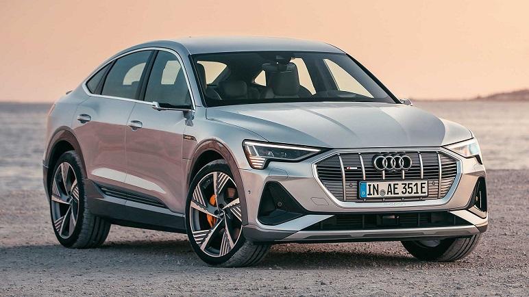 Audi e-Tron Sportback: le caratteristiche del SUV coupé