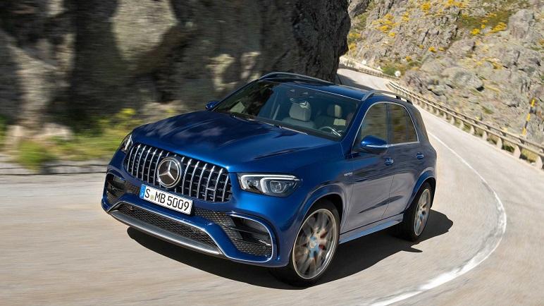 Mercedes-Benz GLE 63 AMG: le caratteristiche del SUV