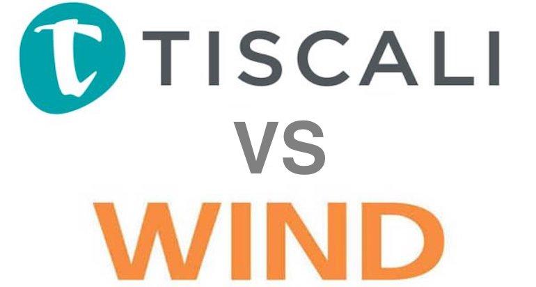 Confronto ADSL dicembre: offerte Wind vs offerte Tiscali