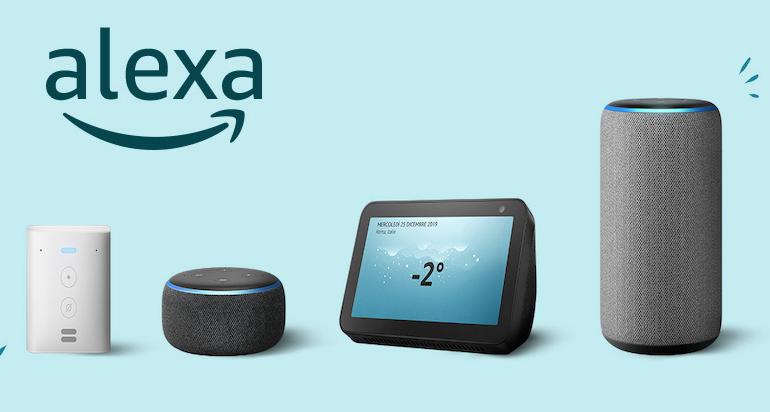 Quanto consuma Alexa (elettricità e Internet)