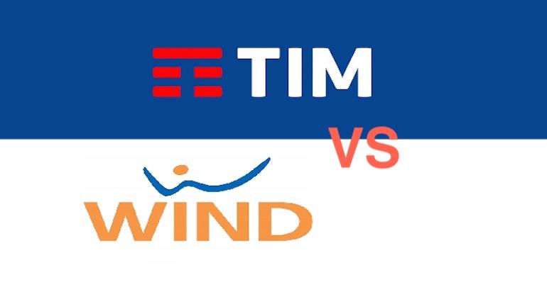 Confronto offerte Internet febbraio 2020: TIM vs Wind