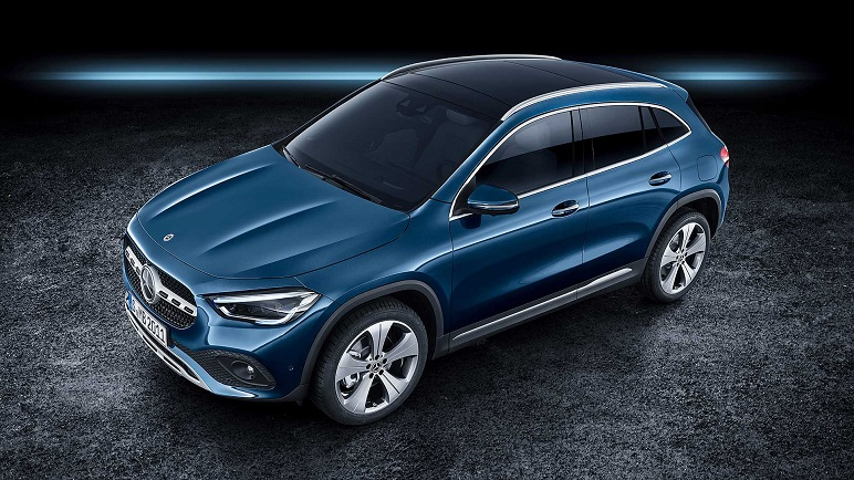 Mercedes-Benz GLA 2020: le caratteristiche del nuovo SUV della Stella