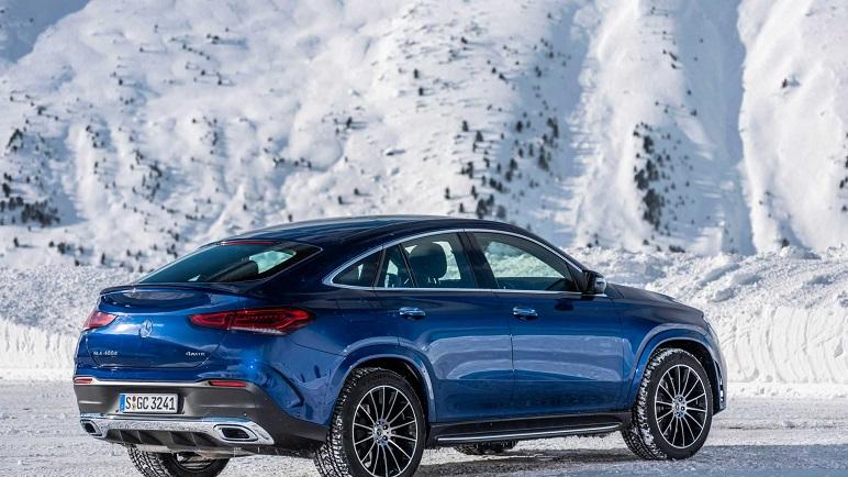 Mercedes-Benz GLE Coupé: le caratteristiche del SUV che si fa sportivo