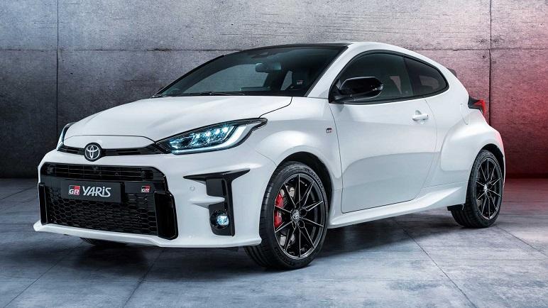 Toyota GR Yaris: le caratteristiche della compatta sportiva