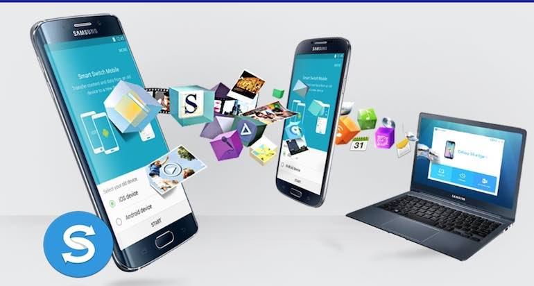 Come trasferire foto da smartphone Samsung a PC