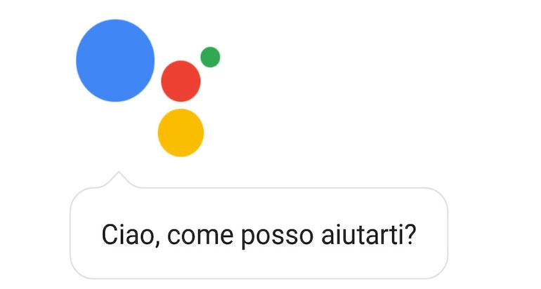 Come disattivare assistente Google