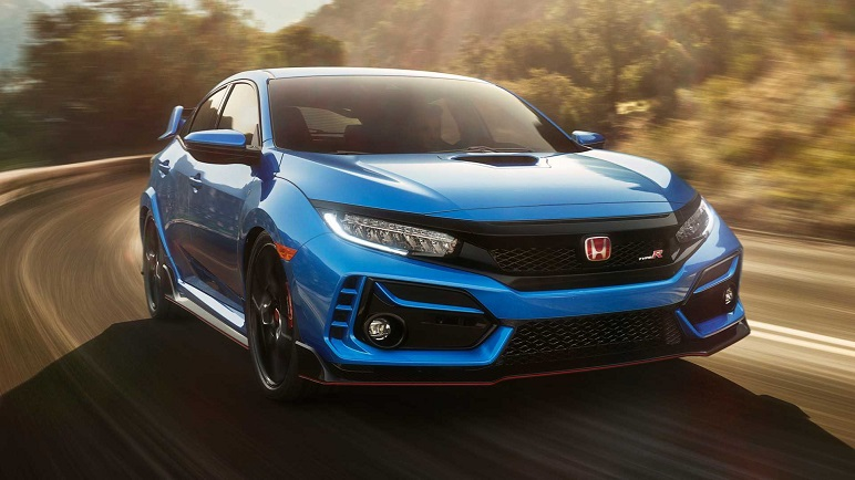 Honda Civic Type R e Limited Edition: caratteristiche… da pista!
