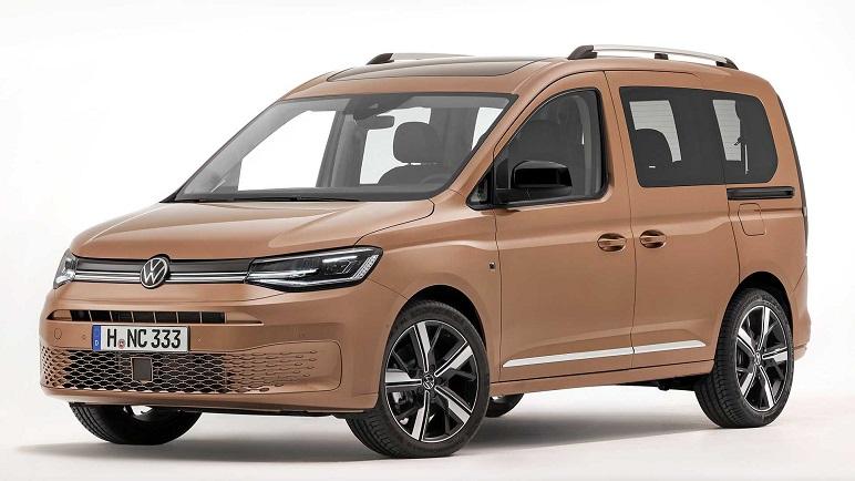 "Volkswagen Caddy: le caratteristiche della ""Golf Van"""