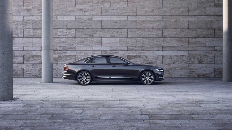 Volvo S90 e V90: le caratteristiche delle nuove mild hybrid