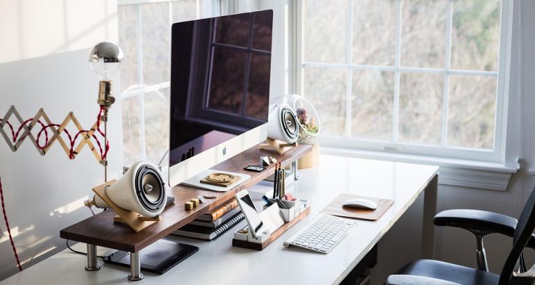 Smart Working: come organizzare la propria workstation
