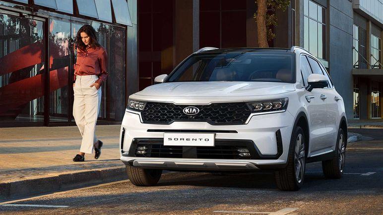 Kia Sorento: caratteristiche del SUV, ora con motori ibridi plug-in