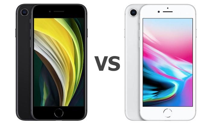 Differenze iPhone SE 2020 vs iPhone 8: quale conviene acquistare?