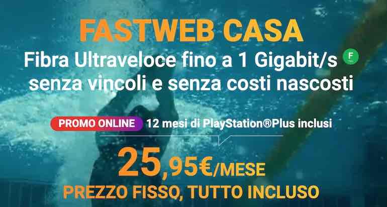 Fastweb casa: le migliori offerte di aprile 2020