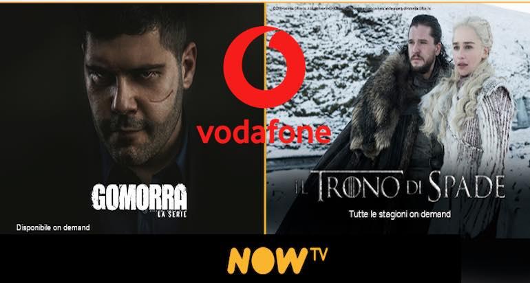 Promo Vodafone Casa: 2 mesi di canone rimborsati e 3 mesi di Vodafone TV