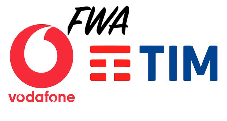 Confronto offerte FWA: TIM vs Vodafone