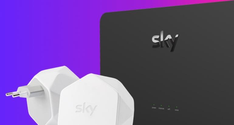 Nuova offerta Sky Fibra: nasce Sky Wifi