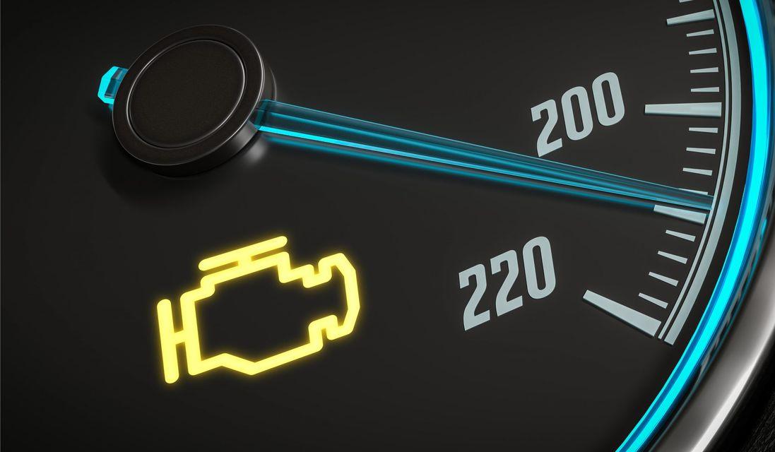 Spia gialla del motore accesa: cosa può significare e cosa fare