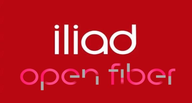Iliad in arrivo sul fisso: siglato l'accordo con Open Fiber