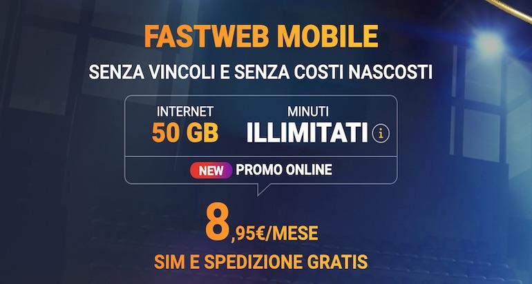 Offerte Fastweb Mobile nuovi clienti 2020: domande e risposte