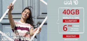 come attivare offerta iliad 6 99 euro al mese
