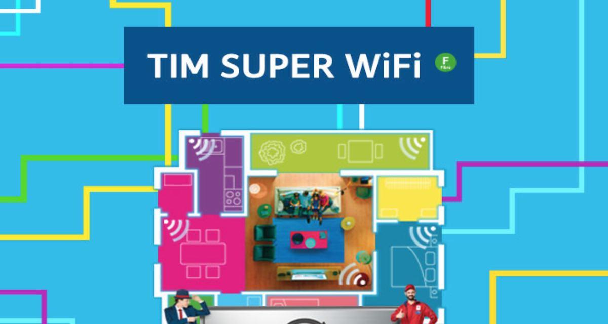 Nuove offerte TIM Super: arriva il Wifi certificato e il pacchetto di video streaming
