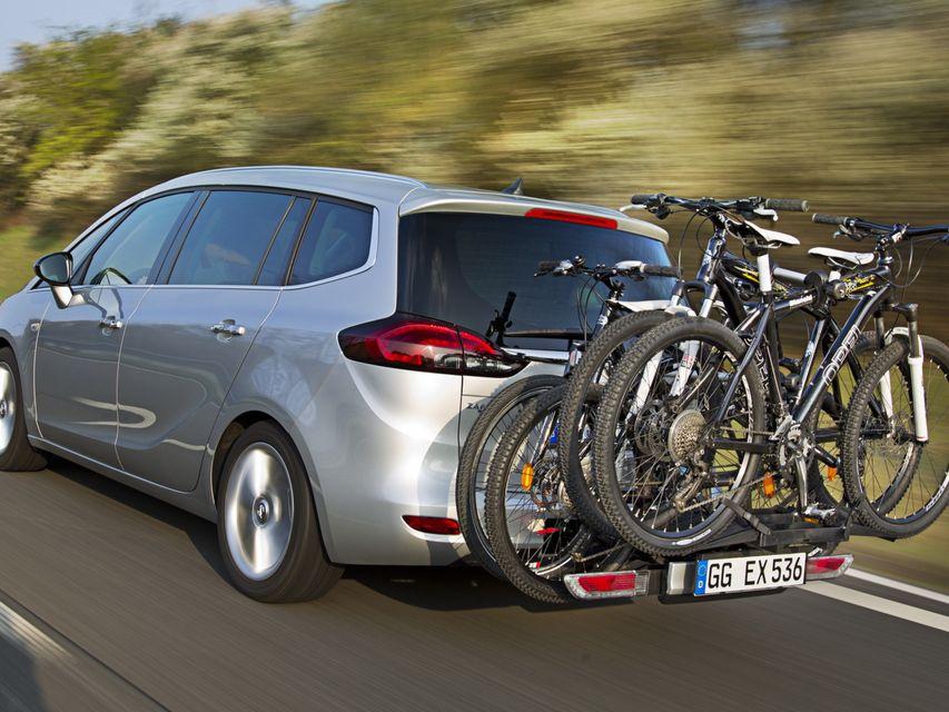 Trasporto bici in auto: cosa dice la normativa