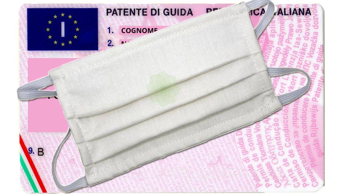 Patente di guida in scadenza?  Validità prorogata causa Covid