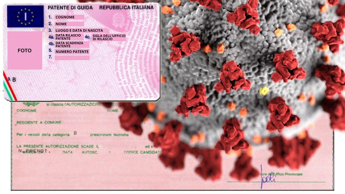 Nuova Proroga fogli rosa e esami patente per Covid-19