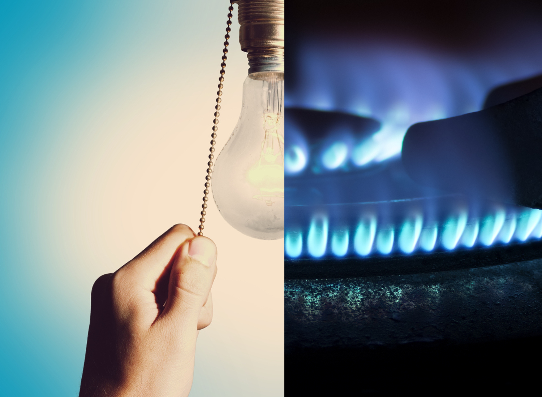Aumento bollette luce e gas primo trimestre 2021 (+4,5% energia e +5,3% gas)