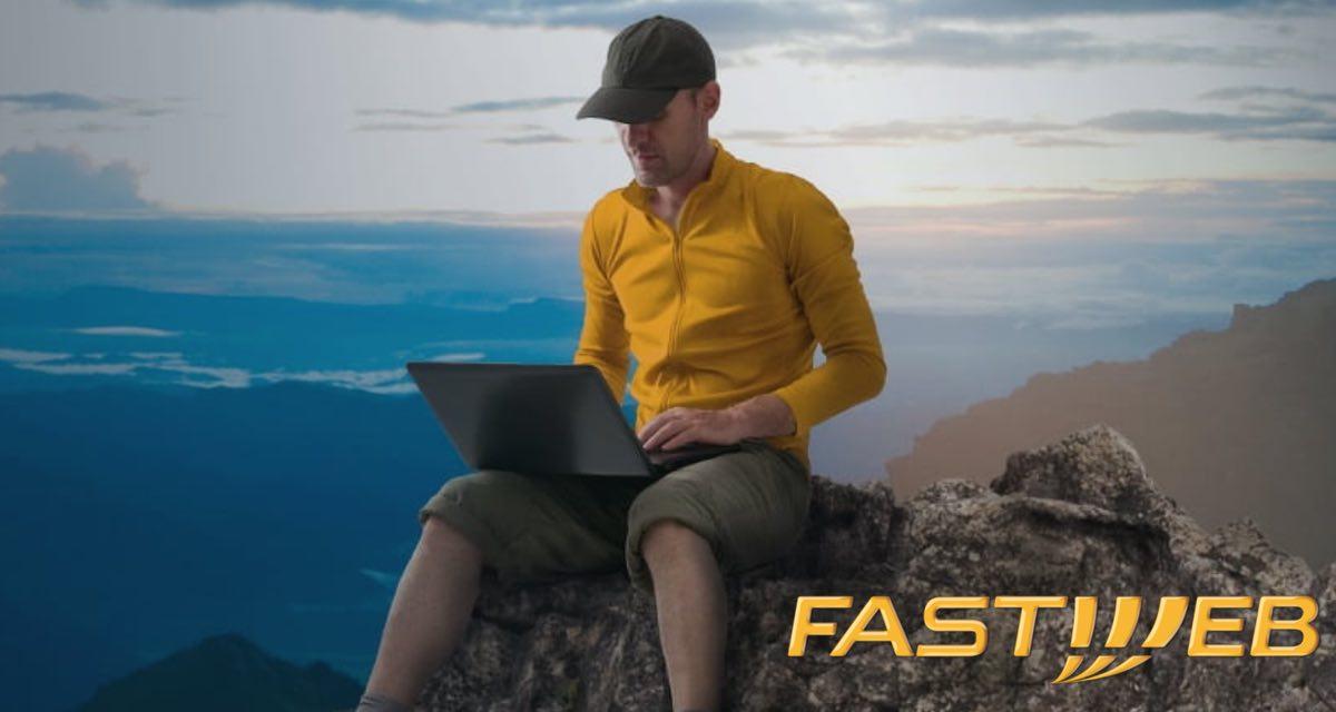 Fastweb solo Internet mobile 100 GB: costi, caratteristiche e alternative