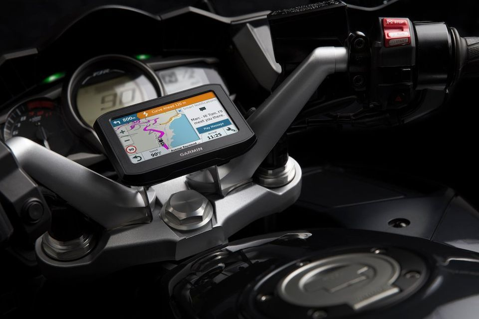 Migliori navigatori satellitari per la moto