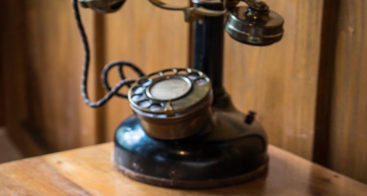 Storia delle comunicazioni: da quando c'è il telefono in Italia