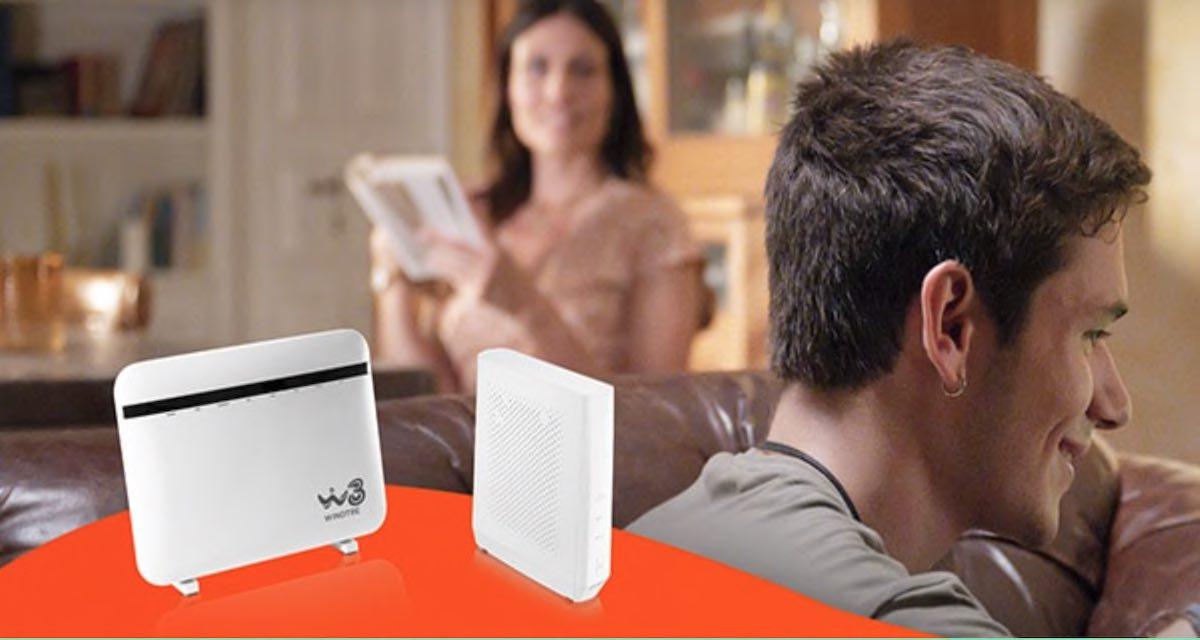 Offerta WINDTRE Super Fibra con modem e extender Wifi: costi e caratteristiche