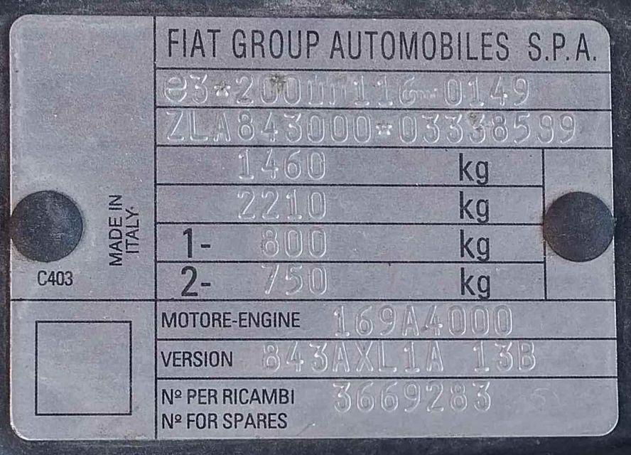 Codici omologazione auto: quali sono?