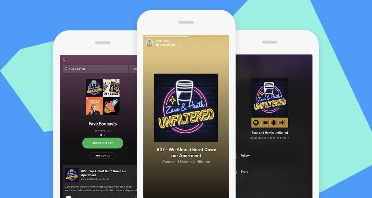 Spotify si può condividere?