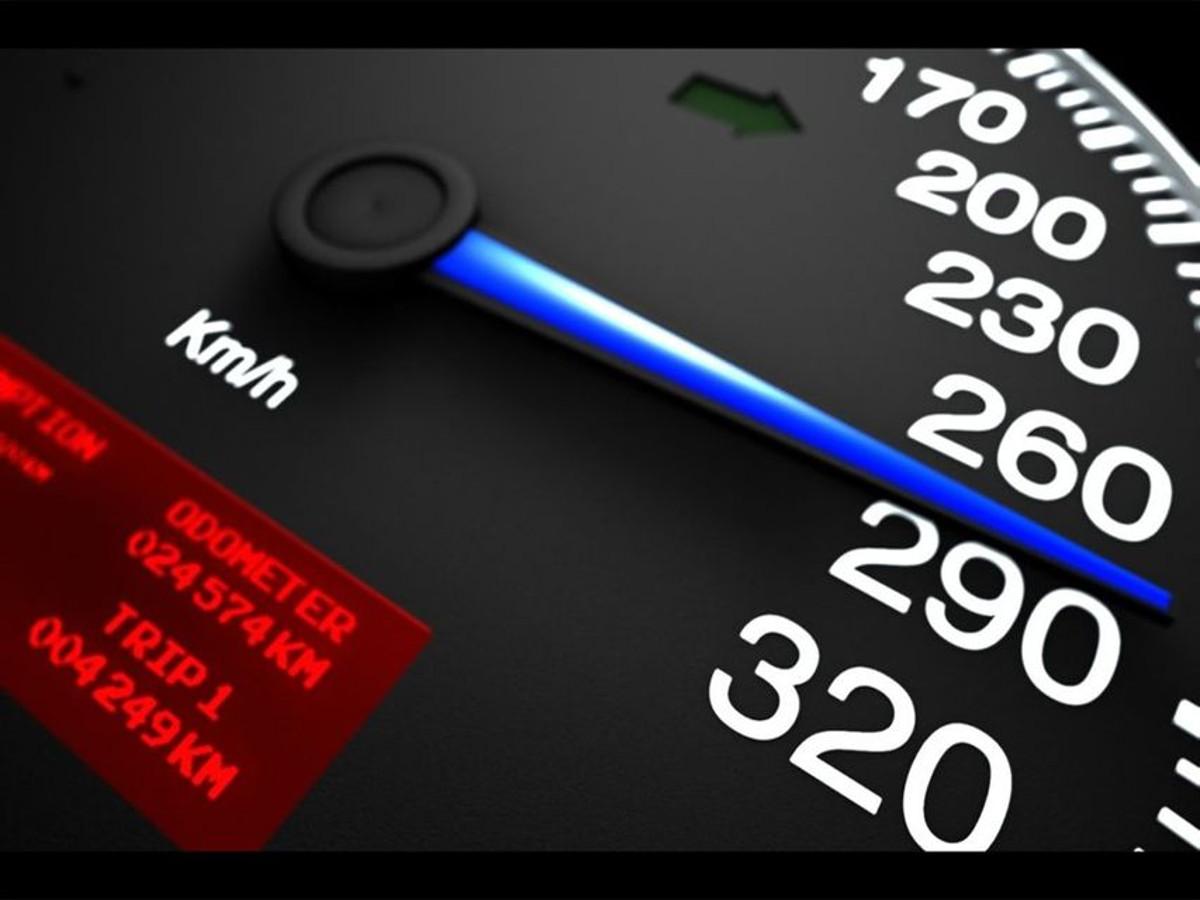Multa per eccesso di velocità: 5 cose da sapere