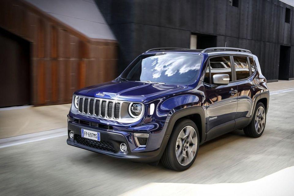 Jeep Renegade 2021: prezzo nuovo e noleggio lungo termine