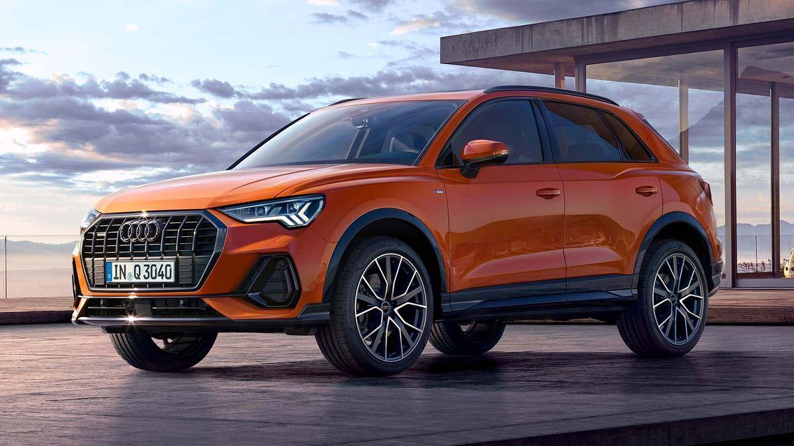 Audi Q3: prezzo da nuova e a noleggio lungo termine
