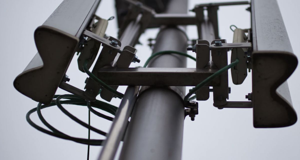 Antenne 5G in Italia