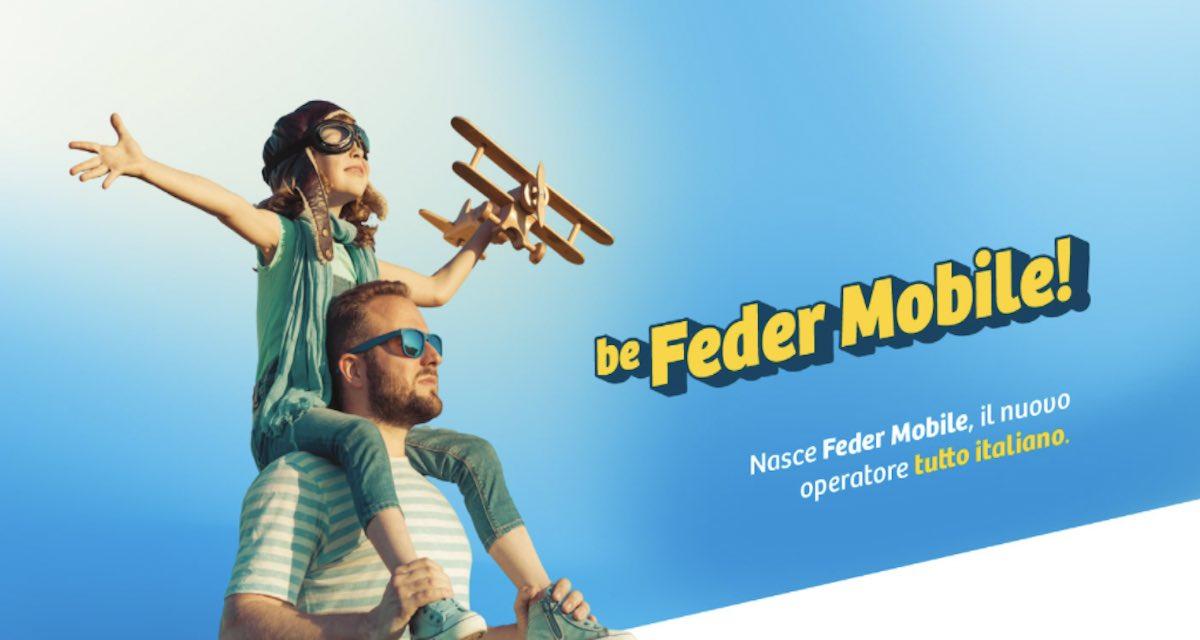 Arriva Feder Mobile, nuovo operatore virtuale italiano: ecco le offerte
