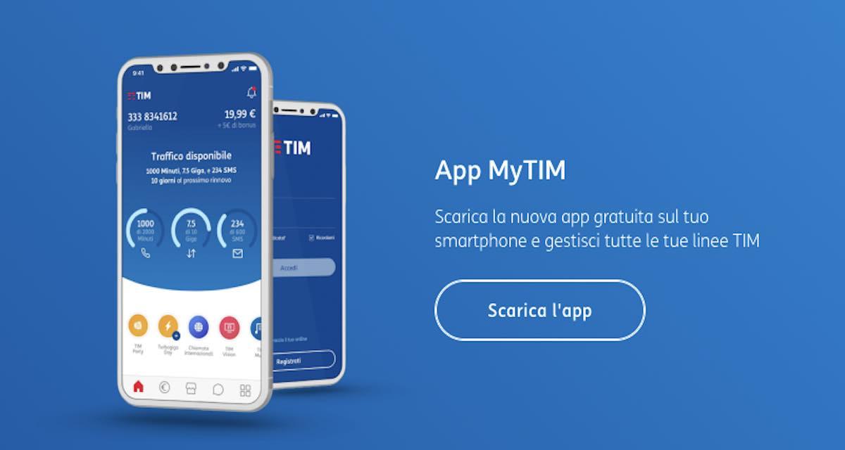 MyTim fisso e mobile: come accedere e funzionalità